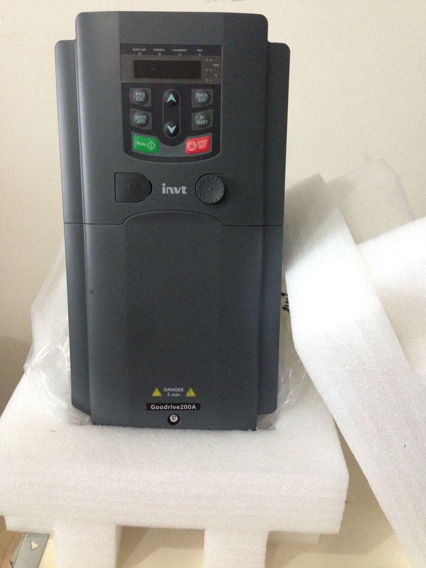 英威腾变频器GD20-0
