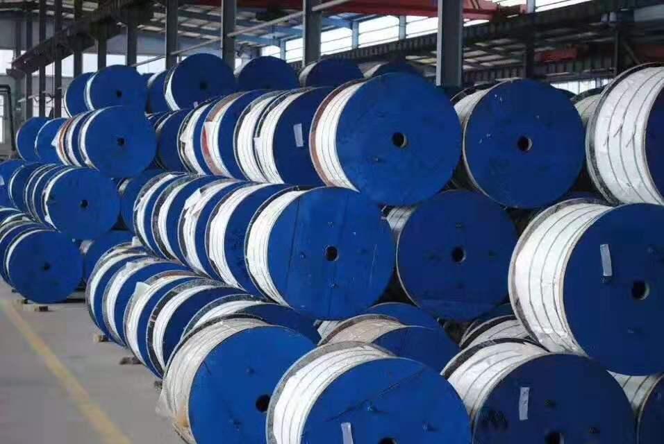 专业生产热镀锌钢绞