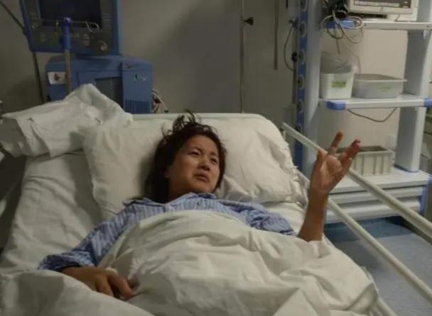 28岁女子,查出肝脏肿