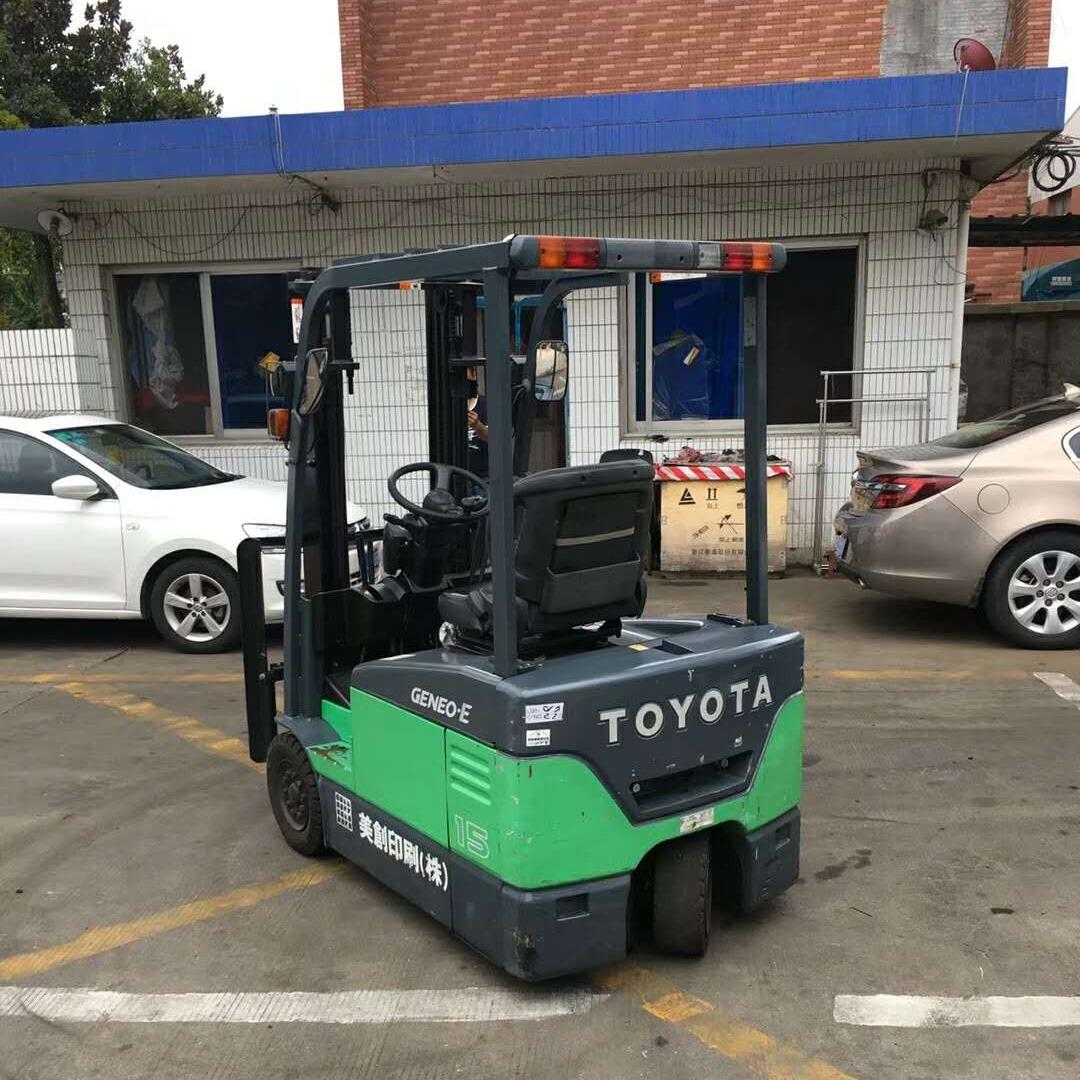 合肥叉车回收
