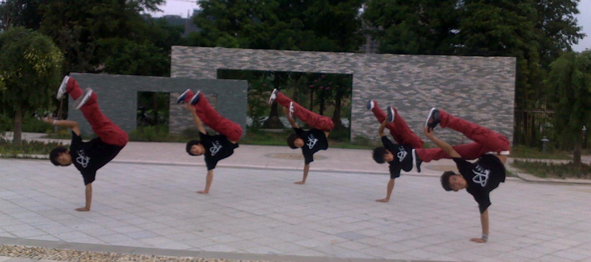 余姚舞蹈,街舞,网红培