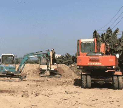 广东江门挖掘机培训