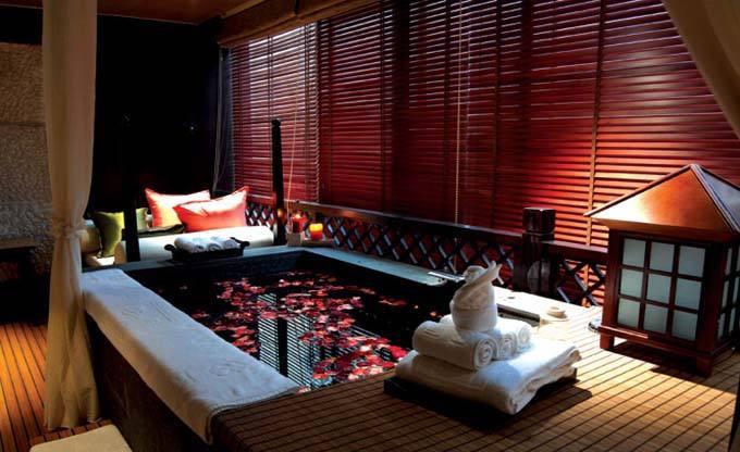 长沙酒店SPA